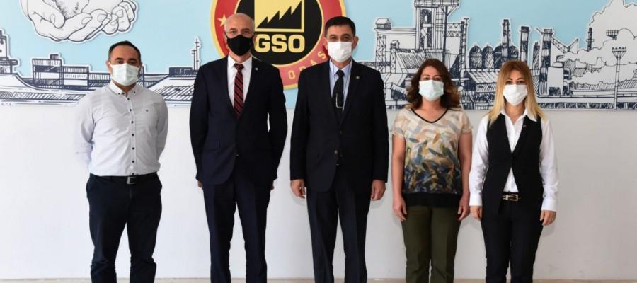 GSO ile GAÜN Naci Topçuoğlu Meslek Yüksekokulu Arasında İşbirliği