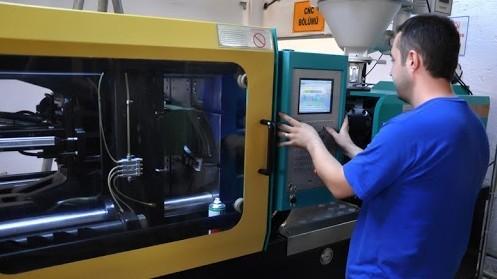 Plastik Enjeksiyon Üretim Elemanı