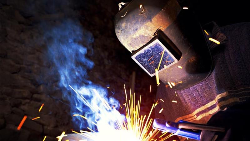 Çelik Kaynakçısı